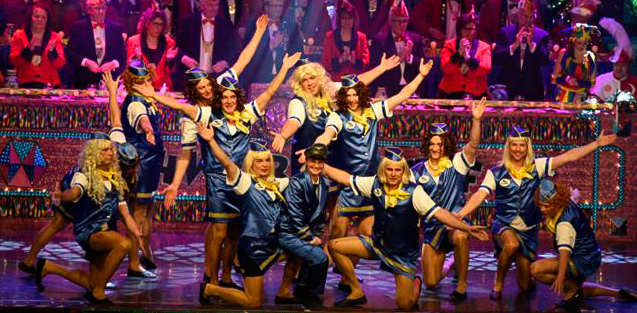 Turn- und Tanzgruppe
